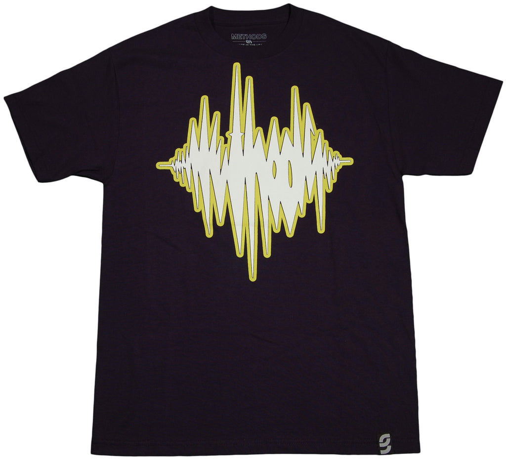 Methods NYC - 'Wave Form' [(Dark Blue) T-Shirt]