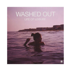 <!--120100511032003-->Washed Out - 'Life Of Leisure' [(Black) Vinyl LP]