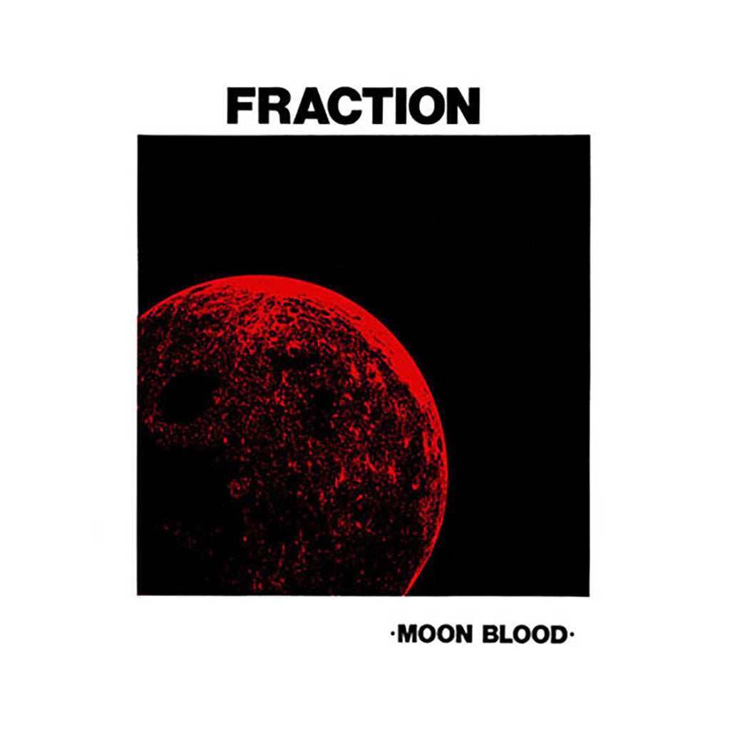 <!--019000101003396-->Fraction - 'Moon Blood' [(Black) Vinyl LP]