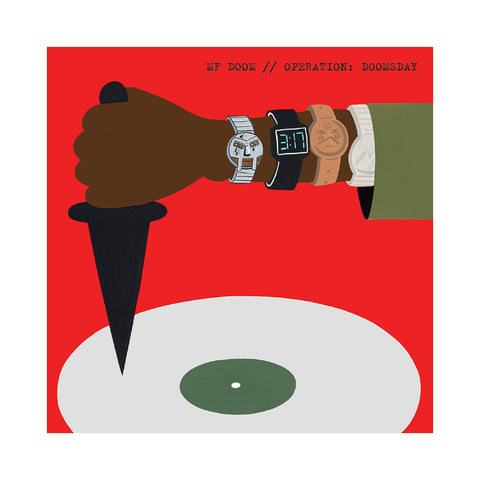 M.F. DOOM - 'Operation: Doomsday (Deluxe Edition)' [CD [2CD]]