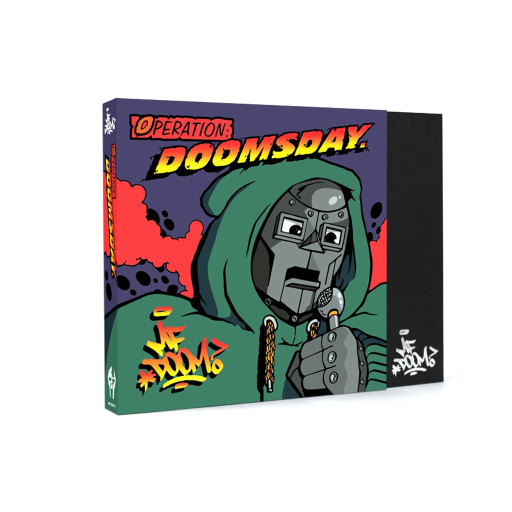 "M.F. DOOM - 'Operation: Doomsday' [(Black) 7"" Vinyl Single]"