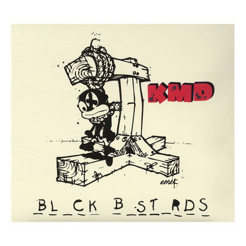 KMD - 'Black Bastards (Deluxe Edition)' [CD [2CD]]