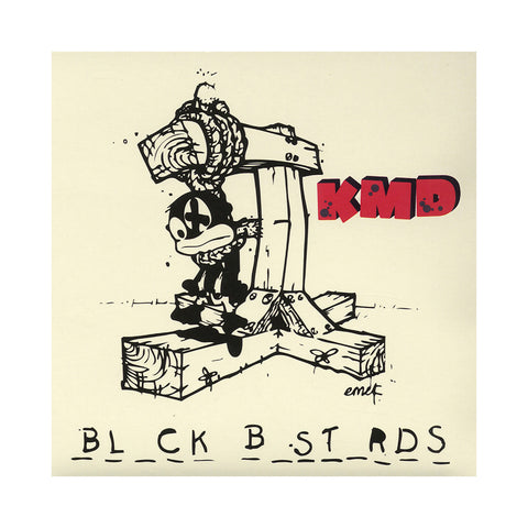 KMD - 'Black Bastards (Pop-Up Gatefold)' [(Black) Vinyl [2LP]]