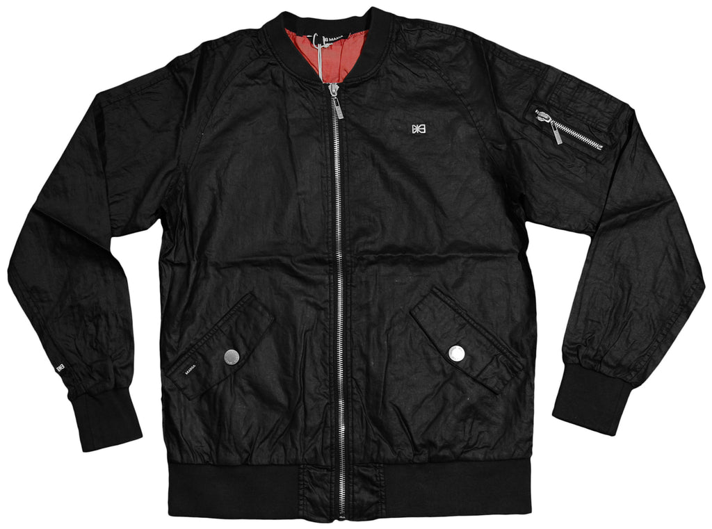 <!--2013040210-->Makia - 'Flight' [(Black) Jacket]