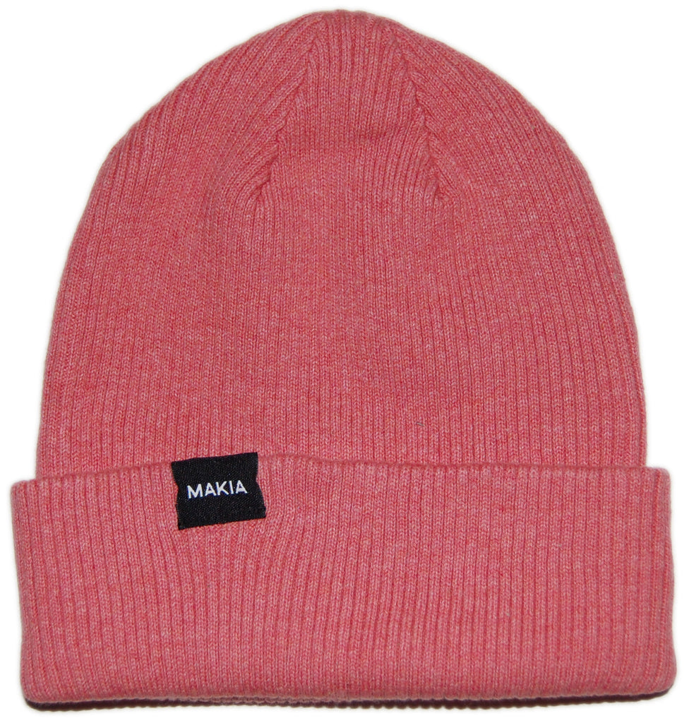 <!--020130402055494-->Makia - 'Melange' [(Light Red) Winter Beanie Hat]