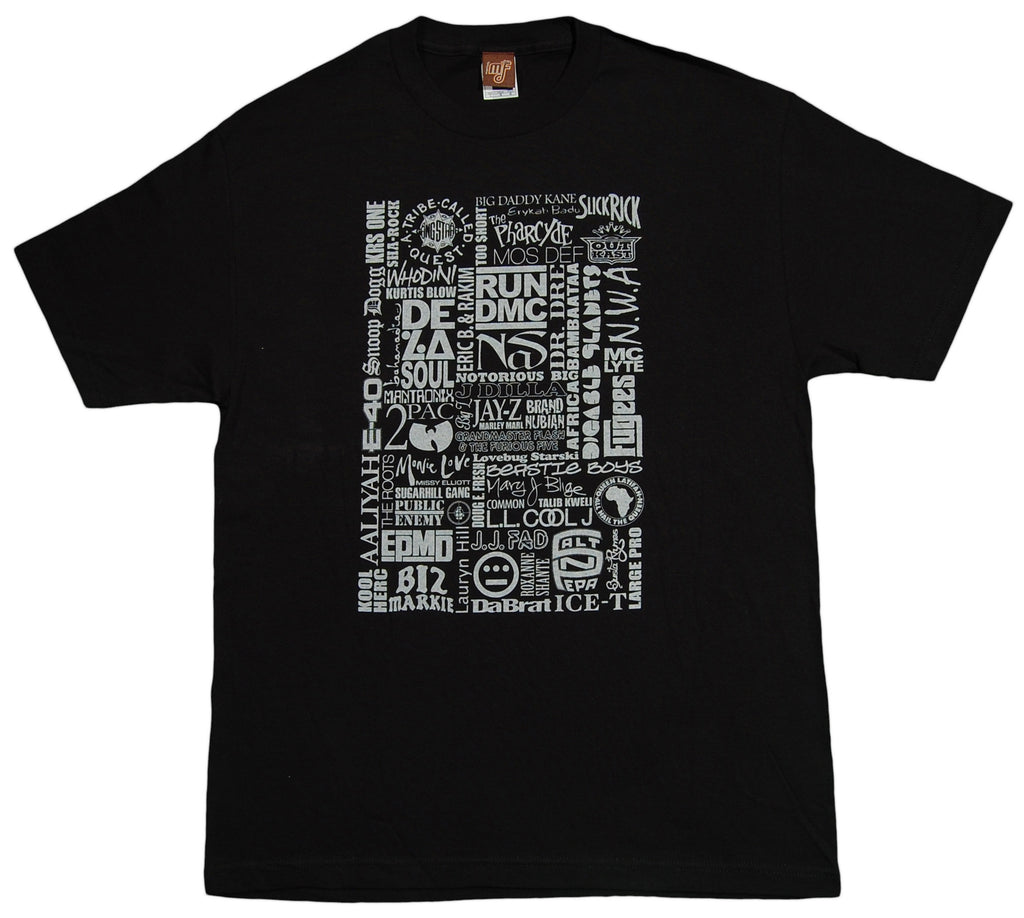 <!--2013010804-->Mixer Friendly Positive Apparel - 'History' [(Black) T-Shirt]