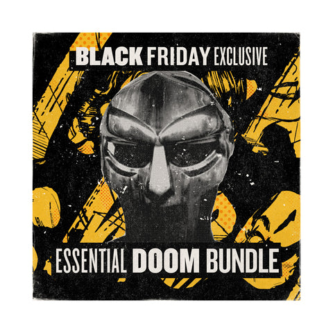 "[""M.F. DOOM - ''Essential DOOM' Bundle (x6 Vinyl Records)' [(Black) Vinyl LP]""]"