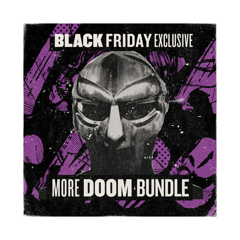 "[""M.F. DOOM - ''More DOOM' Bundle (x4 CDs)' [CD]""]"