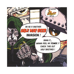 <!--019000101016715-->M.F. DOOM (Mixed By: Ugly Mac Beer) - 'Ugly Mac Beer Invasion! The Unofficial M.F. DOOM Mixtape' [CD]