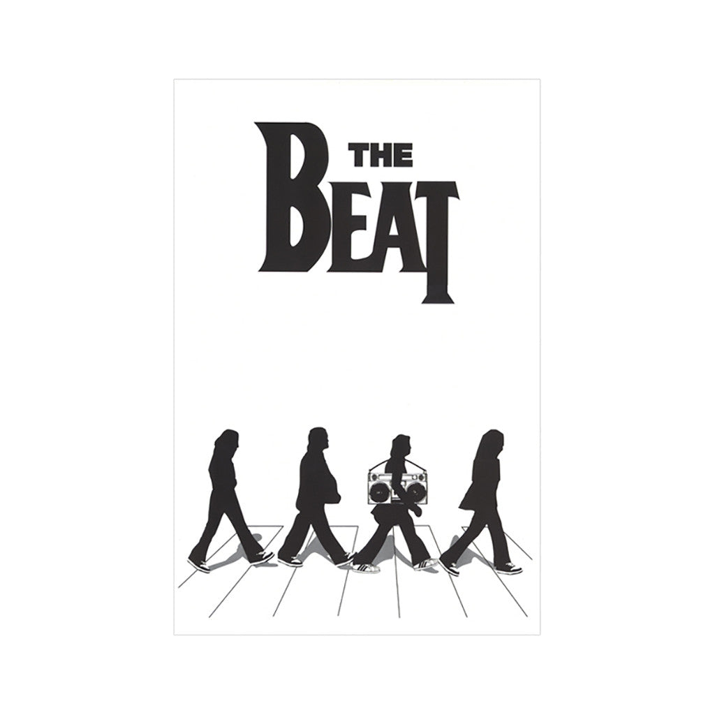 Mixer Friendly Positive Apparel - 'The Beat' [Posters & Prints]