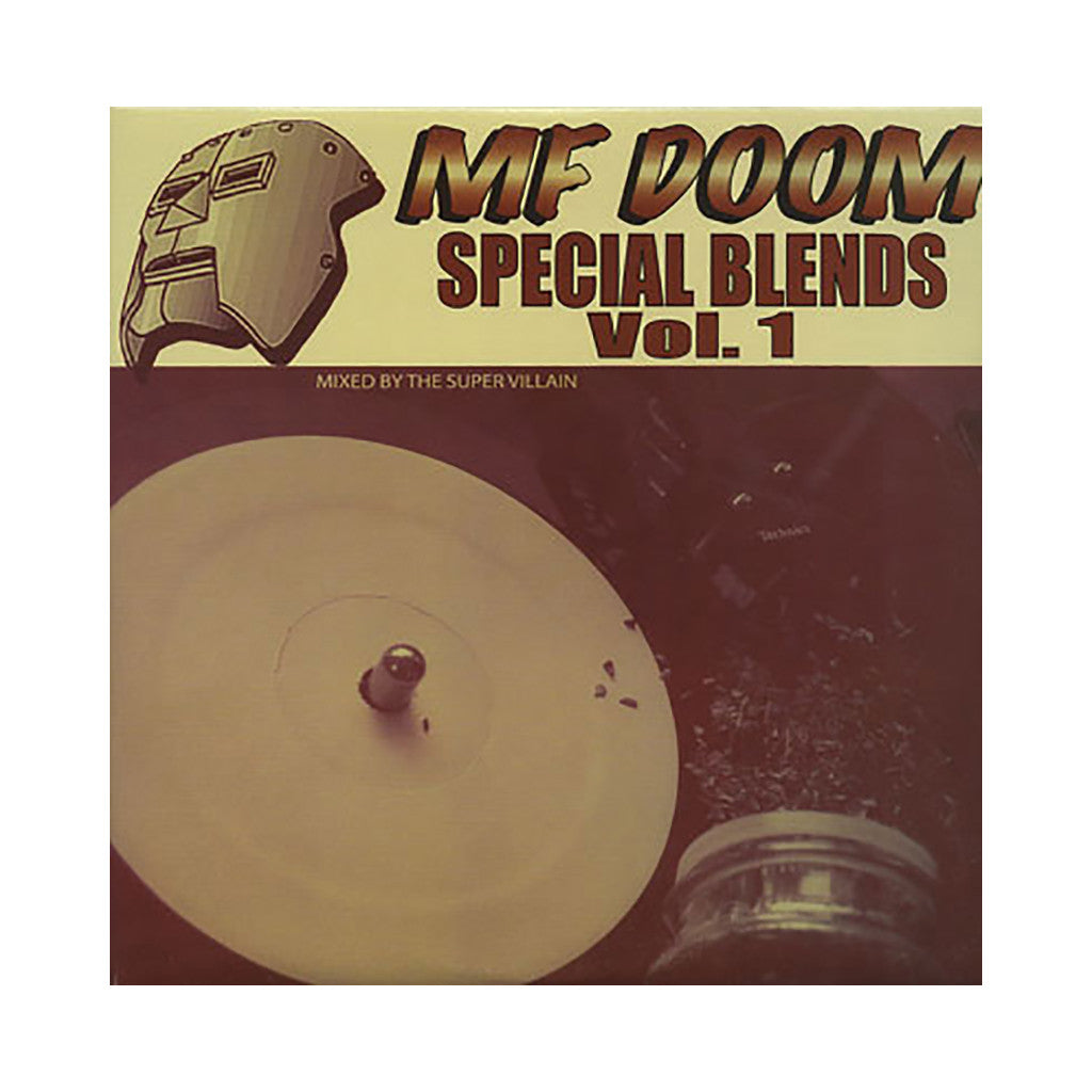 <!--020050111016716-->M.F. DOOM - 'Special Blends Vol. 1' [(Black) Vinyl [2LP]]