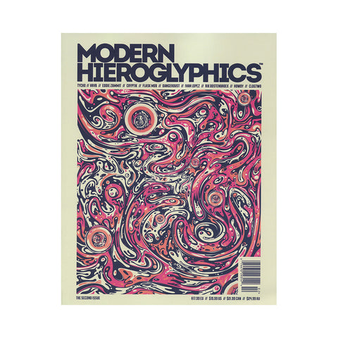 "[""Modern Hieroglyphics - '002 - The Second Issue' [Magazine]""]"