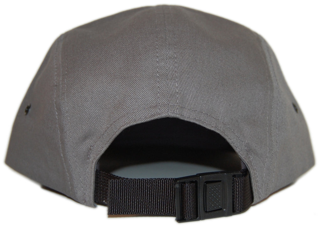 <!--020120619046310-->Mighty Healthy - 'Ramp Logo' [(Dark Gray) Five Panel Camper Hat]