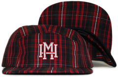 <!--020111122038620-->Mighty Healthy - 'Hunter' [(Red) Five Panel Camper Hat]