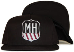 <!--020111122038618-->Mighty Healthy - 'Inspectah' [(Black) Snap Back Hat]