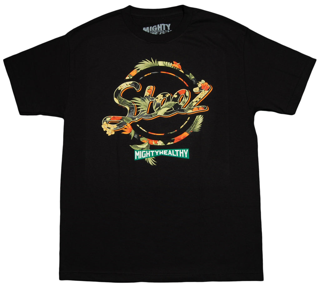 <!--2012100232-->Mighty Healthy - 'Steelo' [(Black) T-Shirt]