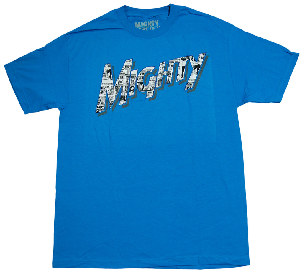 <!--2013061100-->Mighty Healthy - 'Playtime' [(Light Blue) T-Shirt]