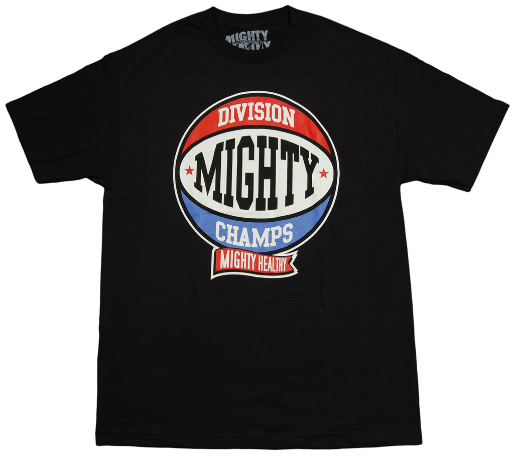 <!--2013061147-->Mighty Healthy - 'Trot' [(Black) T-Shirt]