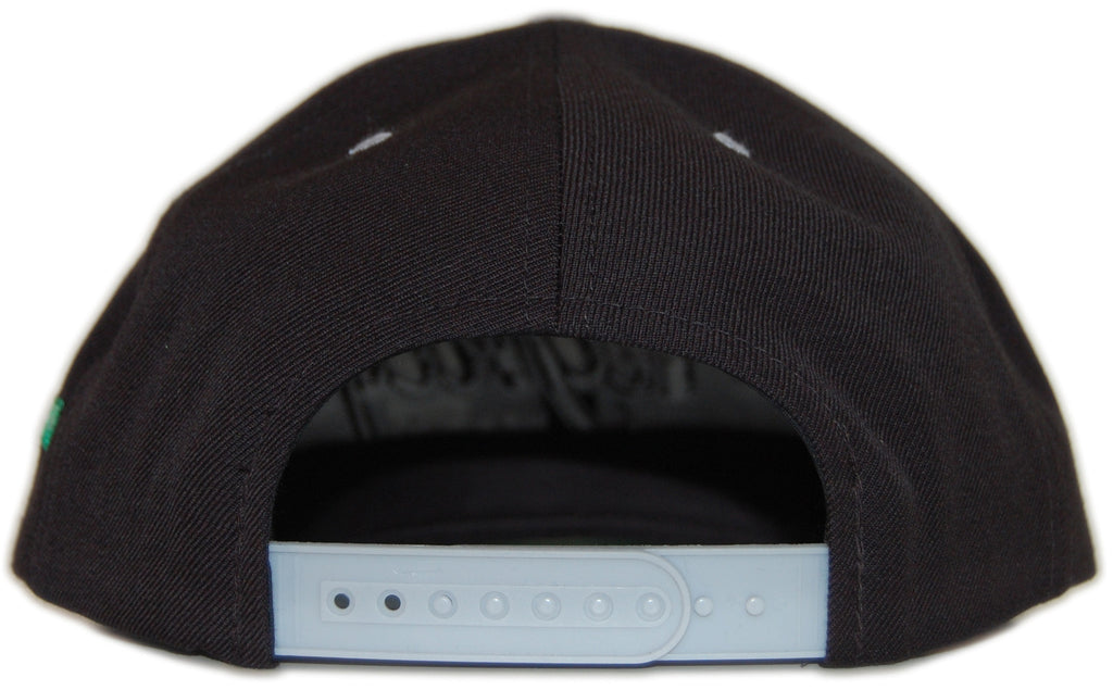 <!--020120501044002-->Mighty Healthy - 'Classic' [(Black) Snap Back Hat]