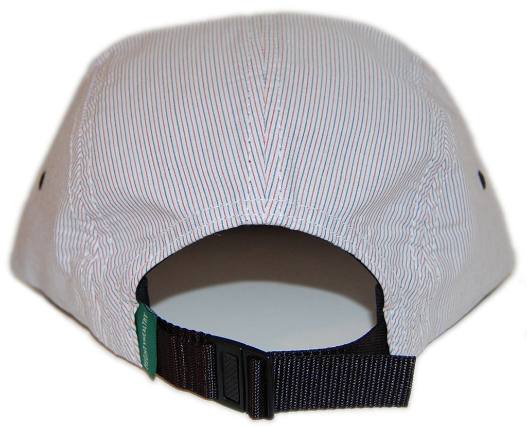 <!--020121218052682-->Mighty Healthy - 'Clinton' [(White) Five Panel Camper Hat]