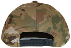 <!--020131001059962-->Mighty Healthy - 'Merica' [(Camo Pattern) Snap Back Hat]