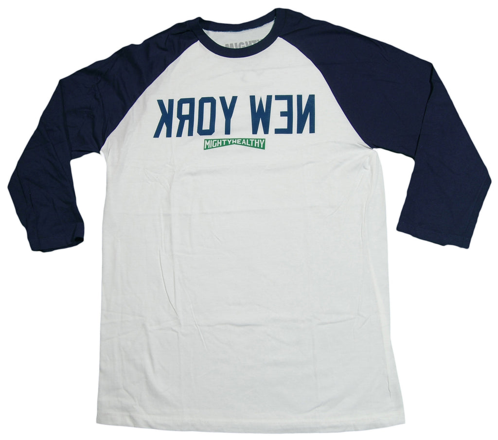 <!--2013061154-->Mighty Healthy - 'Kroy Wen' [(White) T-Shirt]