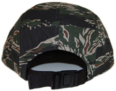<!--020130611057329-->Mighty Healthy - 'General Issue - Tigerstripe' [(Camo Pattern) Five Panel Camper Hat]