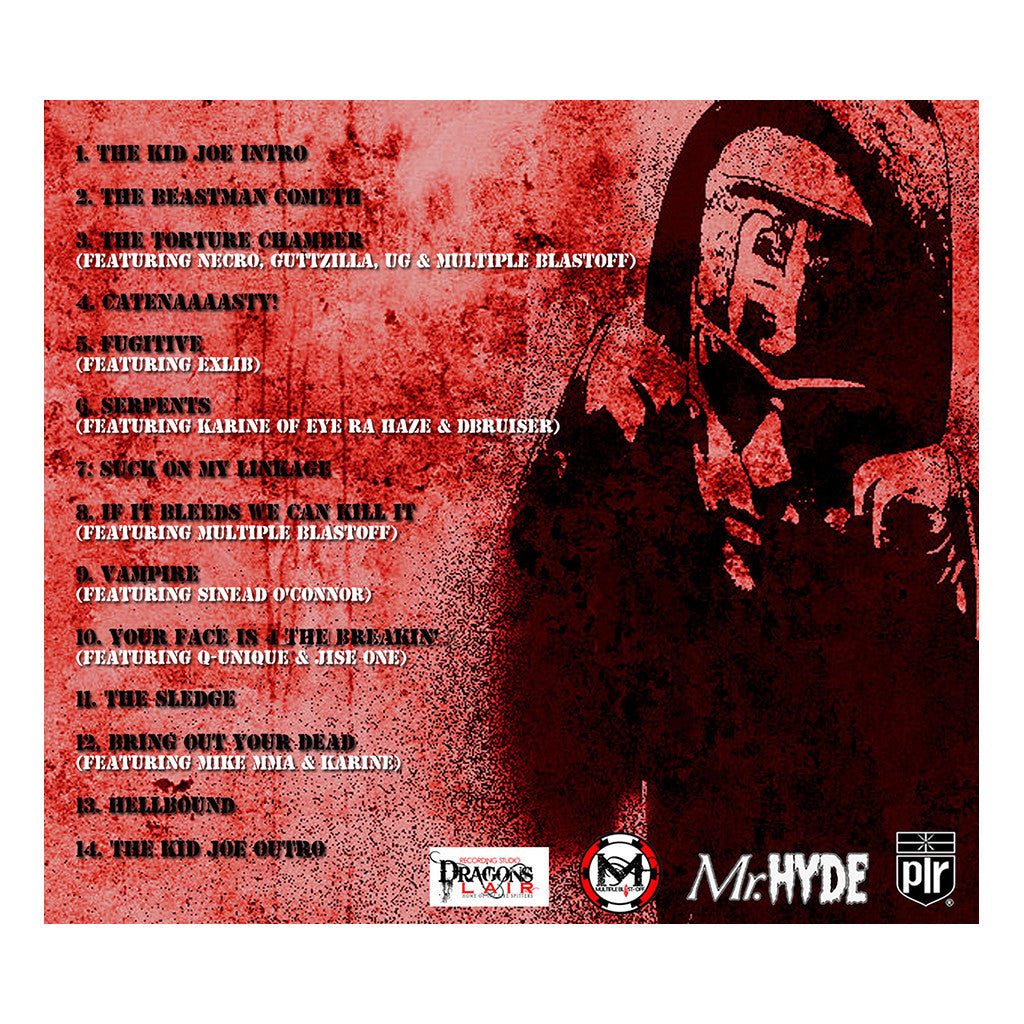 <!--120121106049944-->Mr. Hyde - 'If It Bleeds We Can Kill It' [CD]