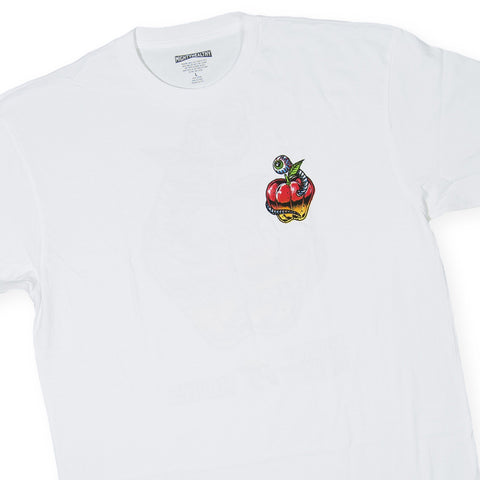 Mighty Healthy x Mishka NYC - 'Mighty Keep Watch' [(White) T-Shirt]