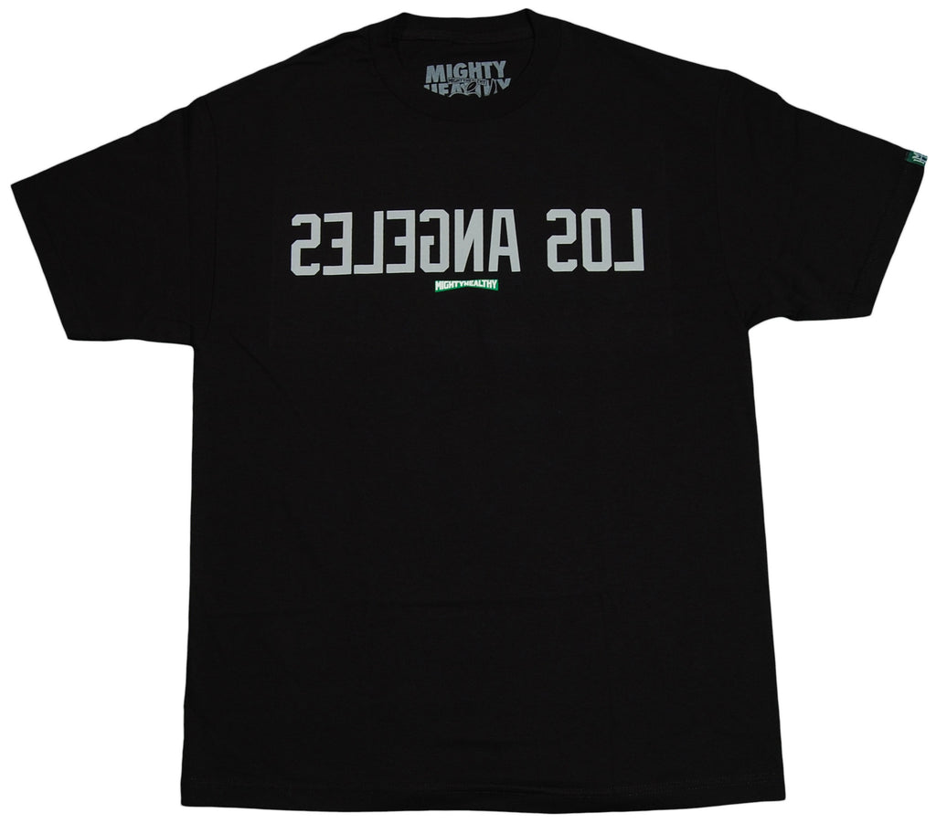 <!--2012030611-->Mighty Healthy - 'Selegna Sol' [(Black) T-Shirt]
