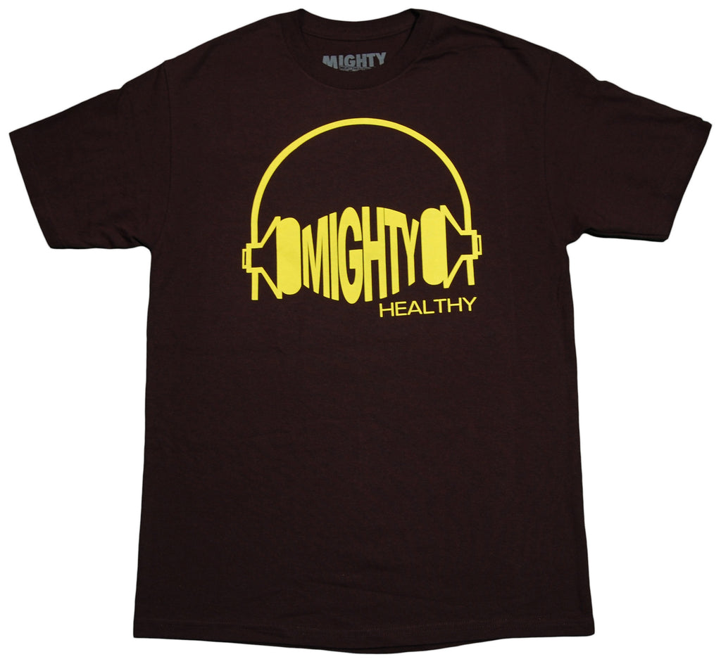 <!--2011112222-->Mighty Healthy - 'Ruckus' [(Black) T-Shirt]