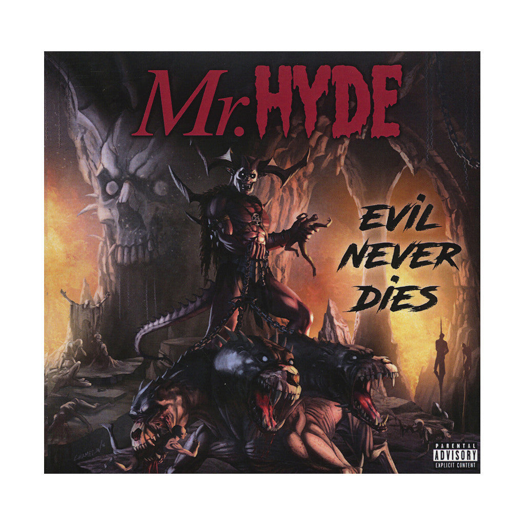Mr. Hyde - 'Evil Never Dies' [CD]