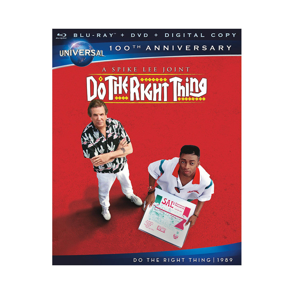 <!--120120110003720-->'Do The Right Thing' [Blu-ray [2DVD]]
