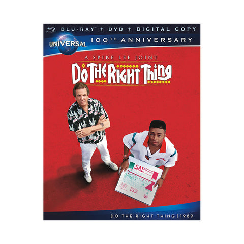 'Do The Right Thing' [Blu-ray [2DVD]]