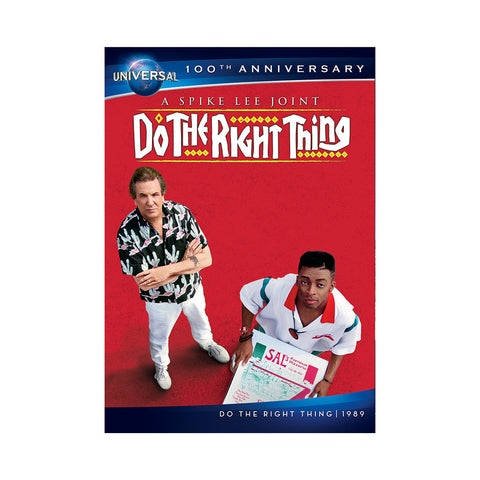 "[""'Do The Right Thing' [DVD]""]"