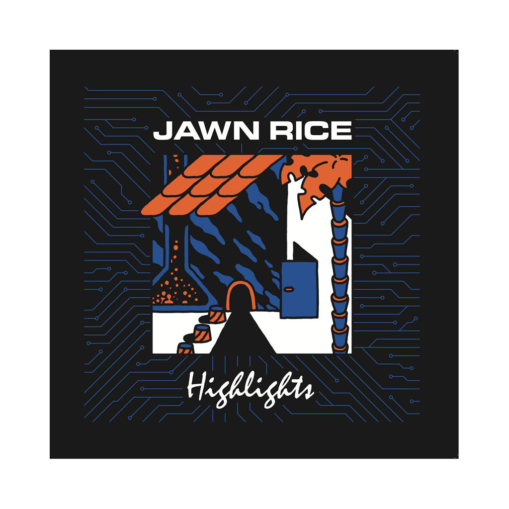 Jawn Rice - 'Highlights' [Cassette Tape]