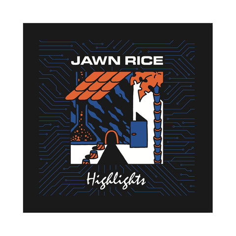 "[""Jawn Rice - 'Highlights' [Cassette Tape]""]"