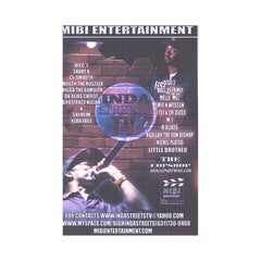 <!--020070417009444-->Mibi Entertainment - 'Inda Streets Vol. 6' [DVD [2DVD]]