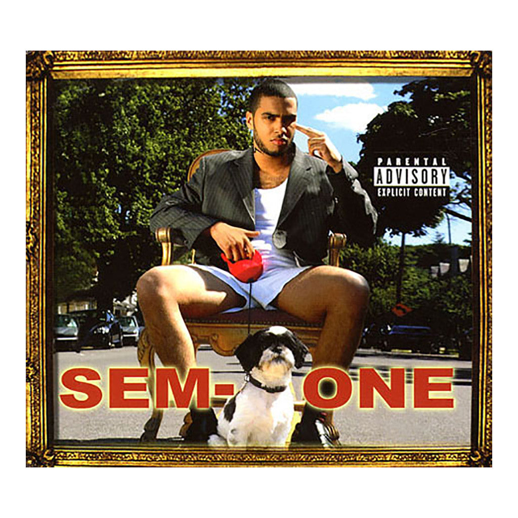 Sem-One - 'One Foot In The Game, One Foot In The Grave' [CD]