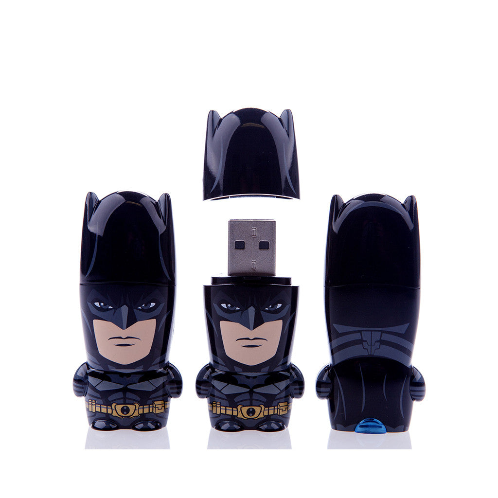 <!--020120610049981-->MIMOBOT x DC Comics: Batman The Dark Knight Rises - 'Batman (The Dark Knight Rises Edition) - 8GB' [USB Memory Drive]