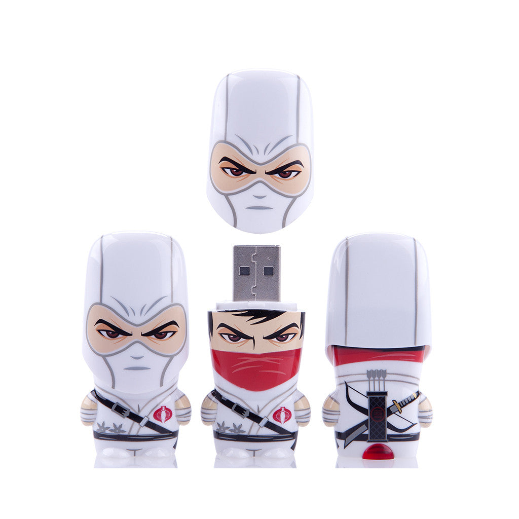 <!--020120710049976-->MIMOBOT x G.I. JOE - 'Storm Shadow - 8GB' [USB Memory Drive]