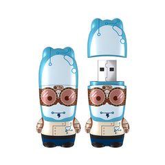 <!--020100727023115-->MIMOBOT: Core Series 2.5 - 'Knowledgeus - 2GB' [USB Memory Drive]