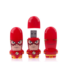 <!--020120610049979-->MIMOBOT x DC Comics: The Flash - 'The Flash - 8GB' [USB Memory Drive]