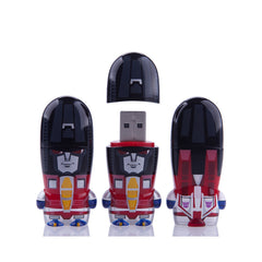 <!--020120710049974-->MIMOBOT x Transformers - 'Starscream - 8GB' [USB Memory Drive]