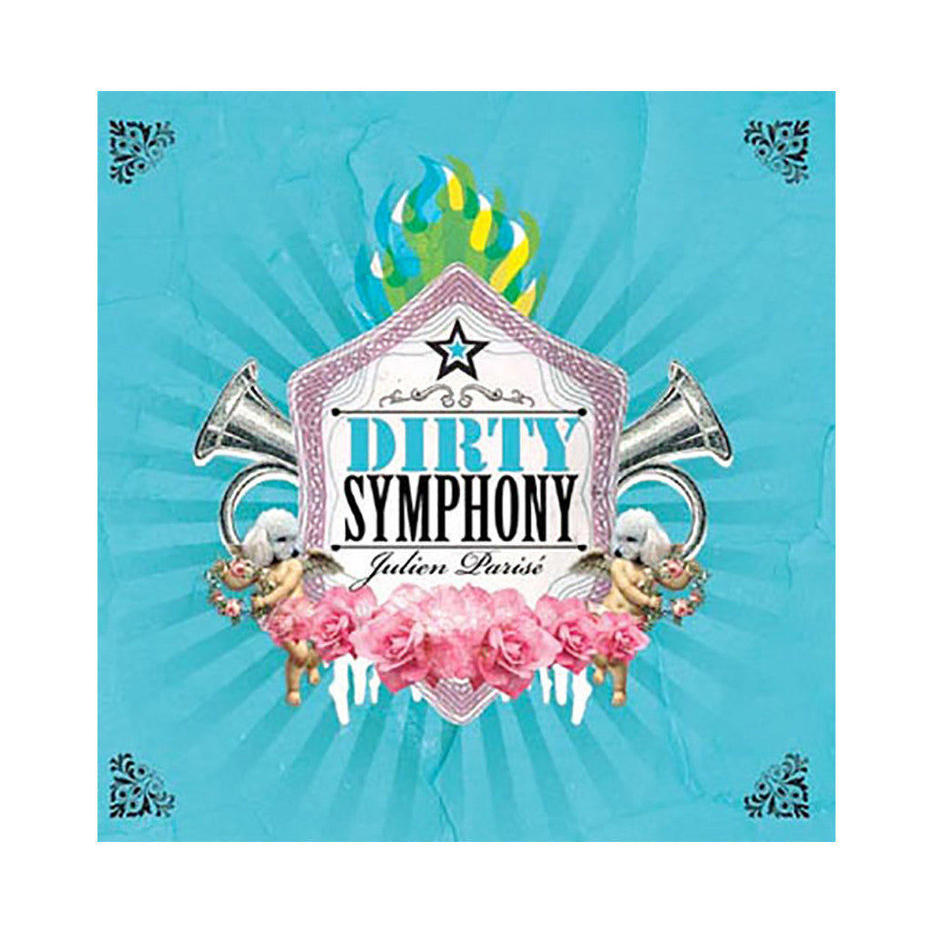 <!--020101130025303-->Julien Parise - 'Dirty Symphony' [CD]