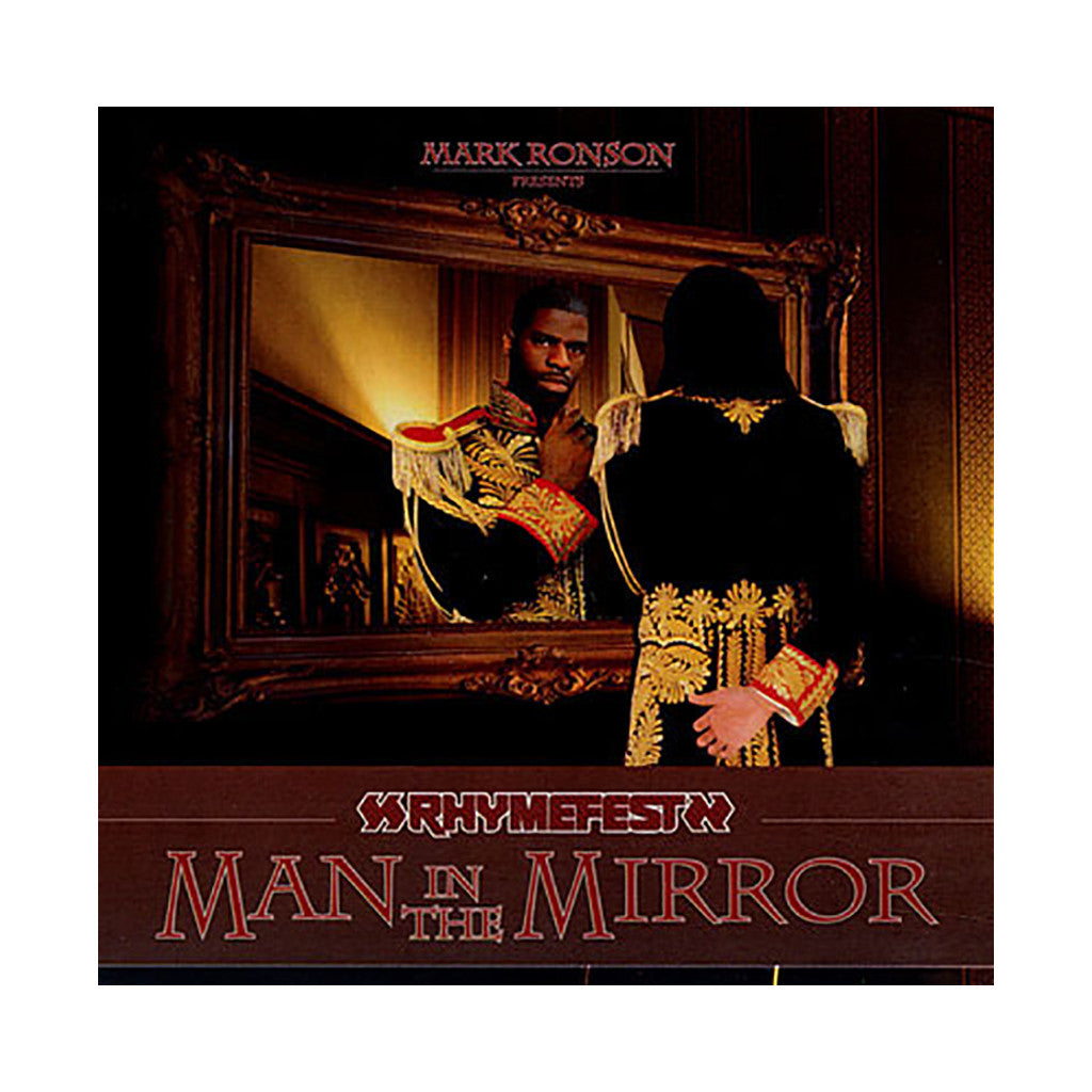 Rhymefest (Mark Ronson Presents) - 'Man In The Mirror' [CD]