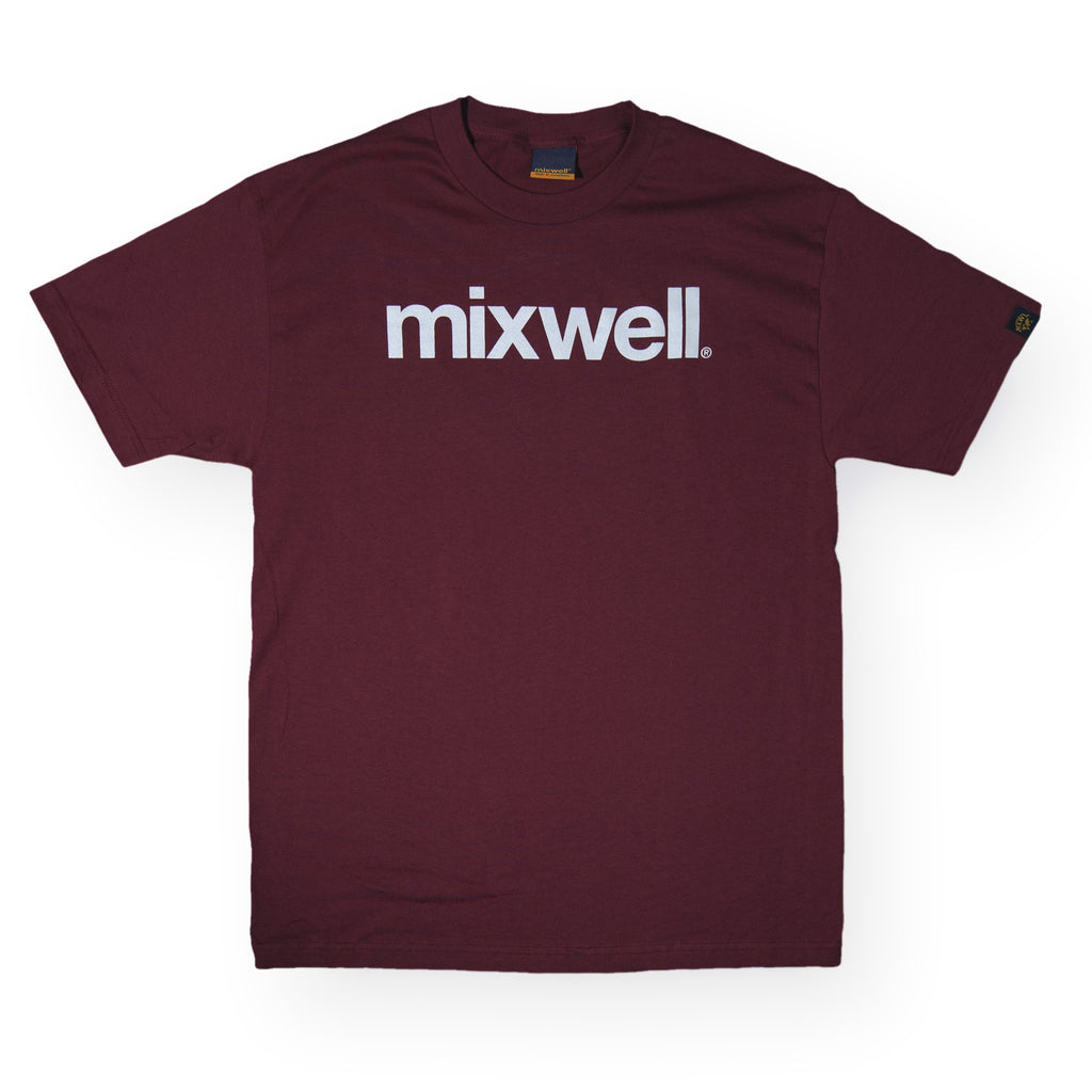 <!--020160620073420-->Mixwell - 'Eyedee' [(Dark Red) T-Shirt]