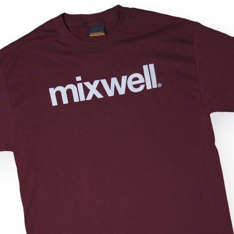 Mixwell - 'Eyedee' [(Dark Red) T-Shirt]