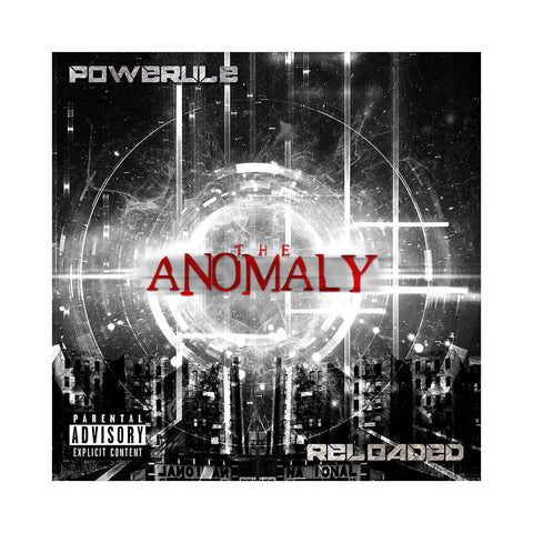 "[""Powerule - 'The Anomaly: Reloaded' [CD]""]"