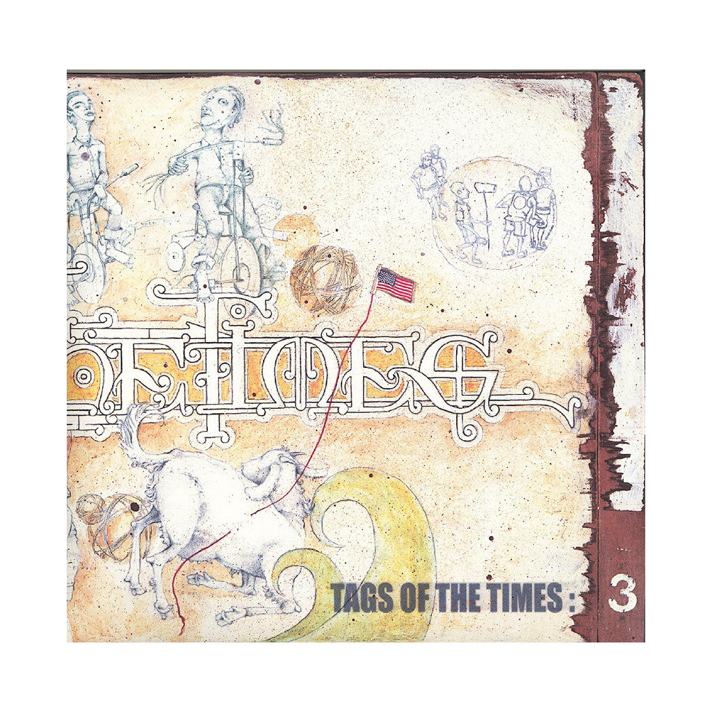 Various Artists - 'Tags Of The Times Vol. 3' [(Black) Vinyl [3LP]]